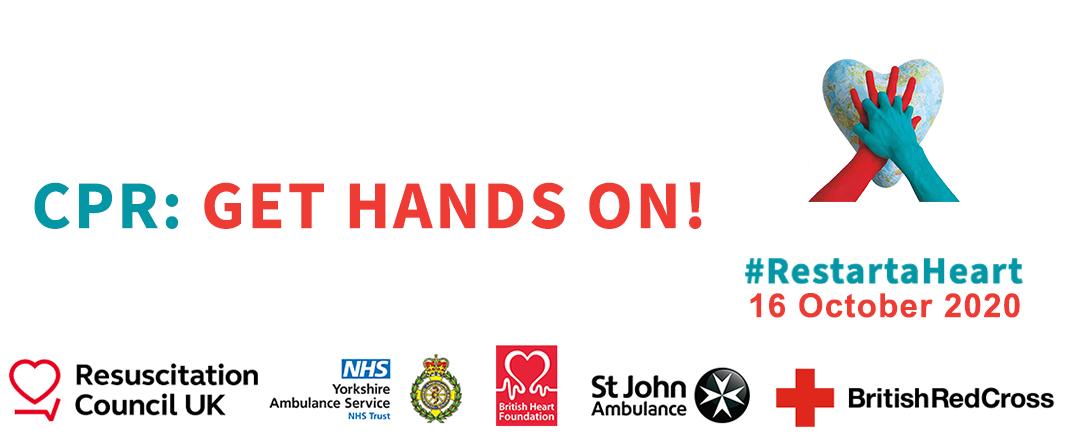 CPR: Get Hands On!